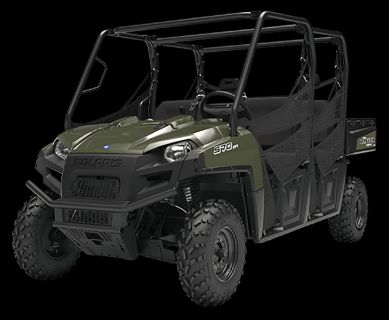 2019 Polaris Ranger Crew 570-6 Side x Side Utility Vehicles Olive Branch, MS