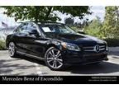 Used 2016 Mercedes-Benz C-Class Black, 33.5K miles