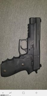 For Sale/Trade: SIG P220 45 WITH RAIL, SRT TRIGGER, NIGHT SIGHTS AND 3 MAGS