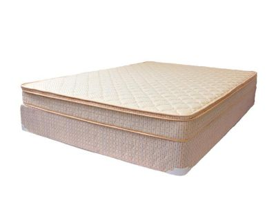 $140, Eurotop Mattress SET- Youll save MORE GREEN with FurnitureQueen