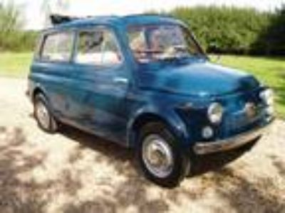 1965 Fiat 500 Giardinare