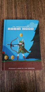 Hardcover: The Adventures of Robin Hood