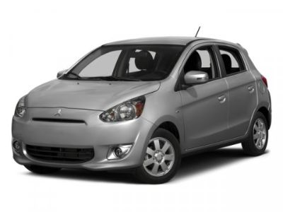 2015 Mitsubishi Mirage ES (Infra Red)