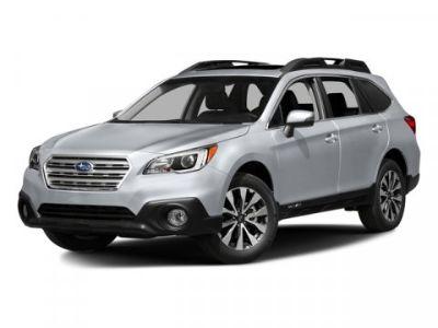 2016 Subaru Outback 2.5i Limited (Crystal Black Silica)