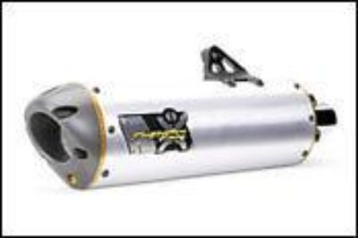 Purchase Two Brothers V.A.L.E. M-7 Aluminum Slip-On Exhaust 2001-2012 Honda TRX250EX motorcycle in Ashton, Illinois, US, for US $279.96