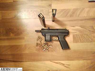 For Sale: Intertek TEC-9 mm original box 2 mag