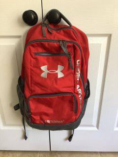 Under Armour Storm1 backpack $20