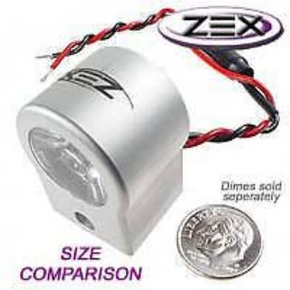 Buy ZEX 82170-R RED Purge-Cloud Light Illuminator Kit motorcycle in Suitland, Maryland, United States, for US $66.83