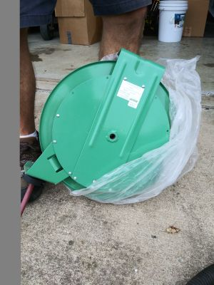 Air Hose/ Water Reel