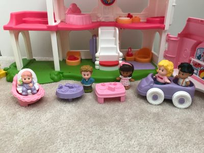Little People Home Set