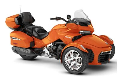 2019 Can-Am Spyder F3 Limited 3 Wheel Motorcycle Grantville, PA
