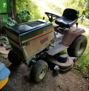 lowes riding mower
