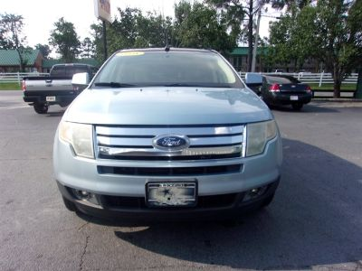 2008 Ford Edge Limited (Blue)