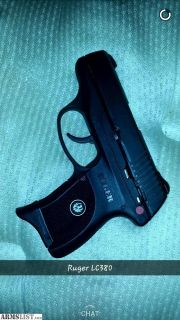 For Sale: Ruger lc380