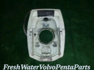 Sell Volvo Penta 290-A Transom Thru Hull exhaust blocking plates motorcycle in North Port, Florida, United States, for US $302.50