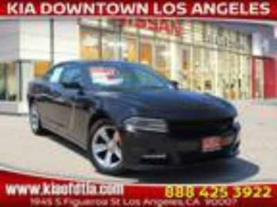 Used 2018 Dodge Charger Pitch Black Clearcoat, 45.1K miles
