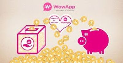 7 ways you'll earn money: Shop online, play games, talk on the phone, smart slide, smart web& etc