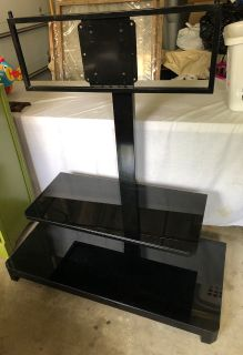 Large Flat TV Stand