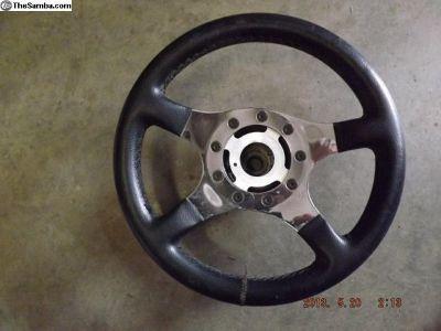 Porsche 911 / 914 Leather Coated Steering Wheel