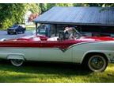 1955 Ford Sunliner American Classic in Central Valley, NY