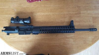 For Sale: CMMG 300blk upper 16in