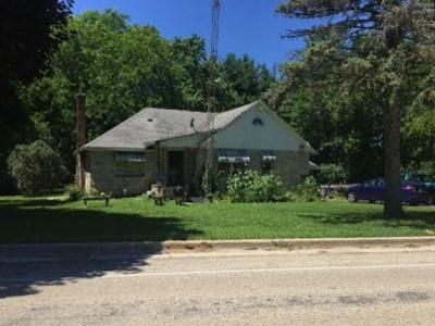 4 Bed 1 Bath Foreclosure Property in Jefferson, WI 53549 - 6255 County Road Q