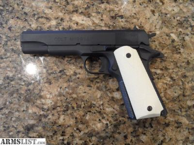 For Sale/Trade: Colt Series 80 M1991A1 45