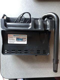 Aquarium filter 20 gallon