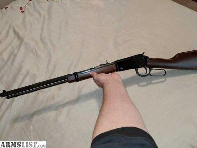 For Sale: Henry .22 S/L/LR frontier model