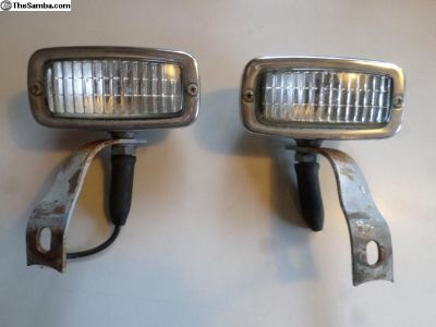 pair of Hella reverse backup lights