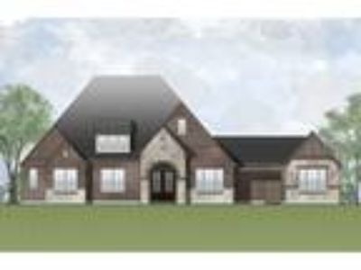 The Caden by Drees Custom Homes: Plan to be Built