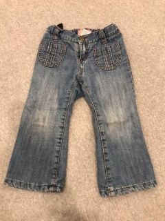 Girls 2T Old Navy Jeans
