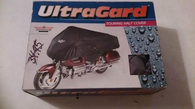 Buy UltraGard Protective Bike Cover Touring Half Cover *NEW* Charcoal #4-458G motorcycle in Richlandtown, Pennsylvania, US, for US $28.99
