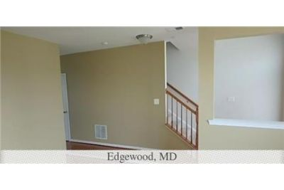This townhome offers a two story foyer with hardwood floors. Pet OK!