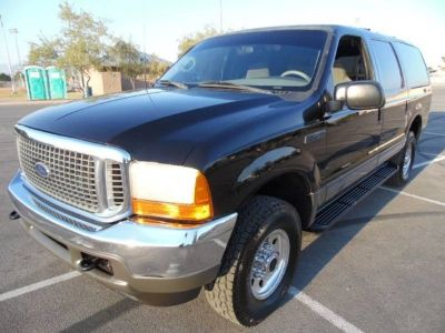 2001 Ford Excursion XLT 4WD 4dr SUV