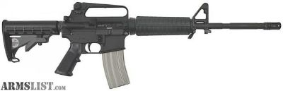 For Sale: Bushmaster XM-15 AR15 223/5.56 $618 With $14.95 Shipping!