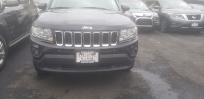 2012 Jeep Compass Latitude (Black)