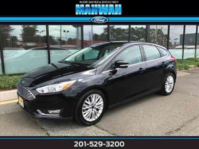 Used 2017 Ford Focus Hatch