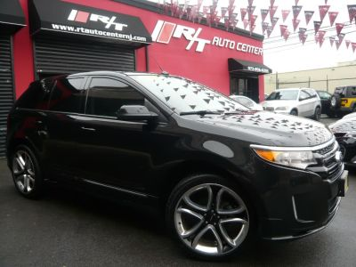 2014 Ford Edge Sport (Tuxedo Black Metallic)