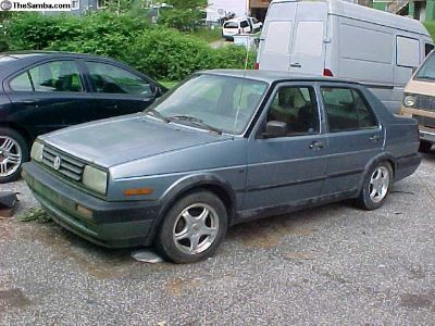 1990 Jetta GTD Intercooled Turbo Diesel