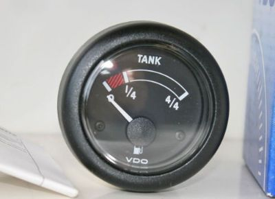 "Buy NEW VDO NO2-222-112D Fuel Tank Level 12VDC 2-1/16"" Gauge 10-180 ohm Supra Boat motorcycle in Daytona Beach, Florida, United States, for US $34.99"