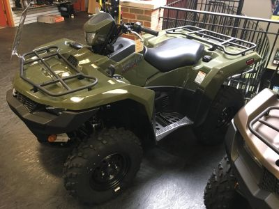 2019 Suzuki KingQuad 750AXi Utility ATVs Bedford Heights, OH