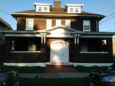 Rental Opportunity: Large Duplex with Five BR, 1.5 BA