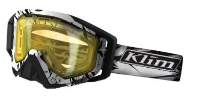 Purchase Klim Radius Mount/DBL Yellow Tint motorcycle in Sauk Centre, Minnesota, United States, for US $55.00