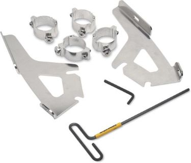 Find Memphis Shades Sportshield Quick-Change Hardware Mounting Kit (MEM9935) motorcycle in Holland, Michigan, United States, for US $115.95