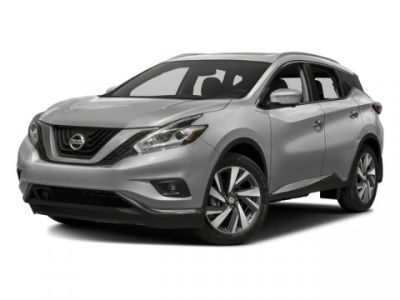 2016 Nissan Murano Platinum (Cayenne Red Metallic)