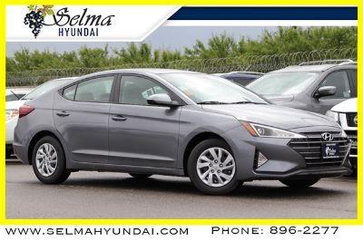 2019 Hyundai Elantra (Galactic Gray)