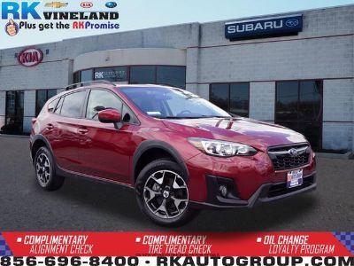 2018 Subaru Crosstrek (Venetian Red Pearl)