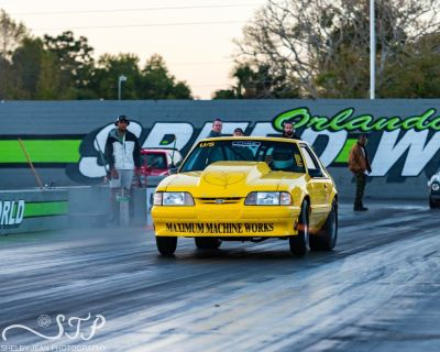 Mustang Coupe - Nitrous