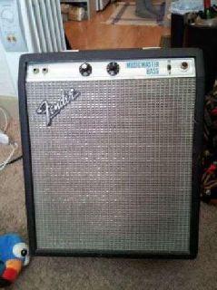 $400 Fender Musicmaster Amp (Logan)